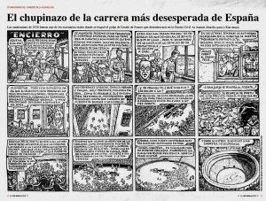 El chuchupinazo, 75 aniversario de la Guerra Civil
