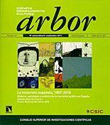 Portada de Arbor número extraordinario septiembre 2011