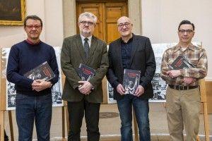 Presentacion de el perdon y la Furia en Museo del Prado