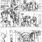 Página 36, boceto