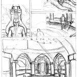 Página 48, boceto