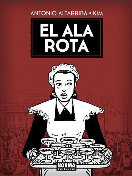"""Ediciones """"El ala rota"""" España"""