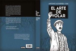 """Edición revisada de """"EL ARTE DE VOLAR"""" por NORMA Lanzamiento septiembre 2016"""