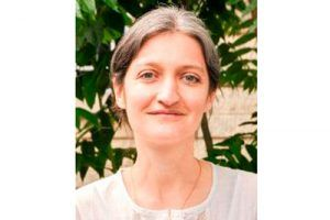 Mención Honorable a Julie Samit por su tesis